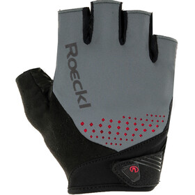 Roeckl Iberia Bike Gloves grey/black